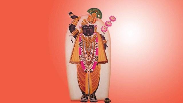 Shreenathji wallpaper in HD