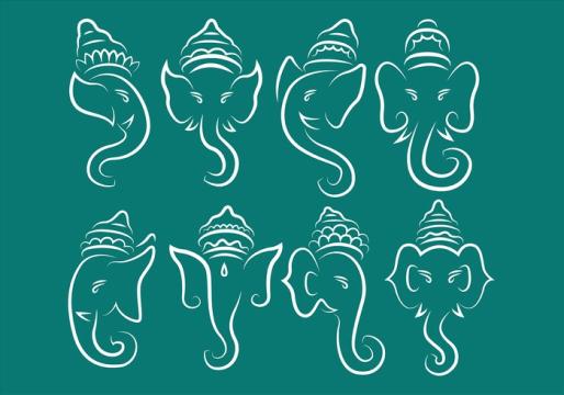 vector-ganesh-logos