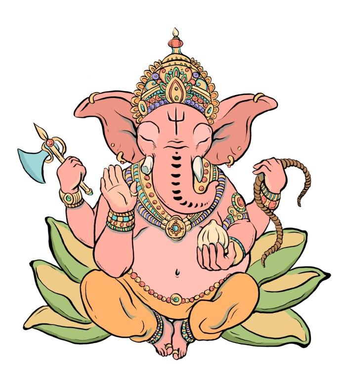 Ganpati Art