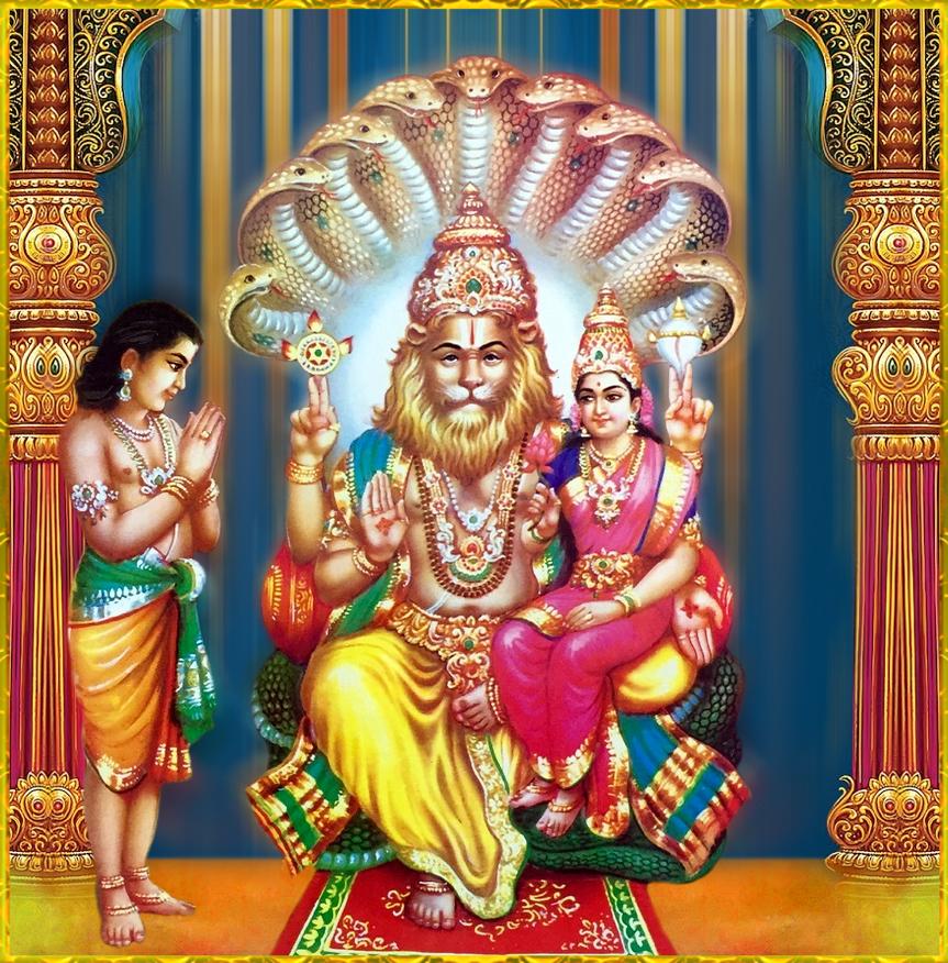 Lord Narasimha Images Wordzz