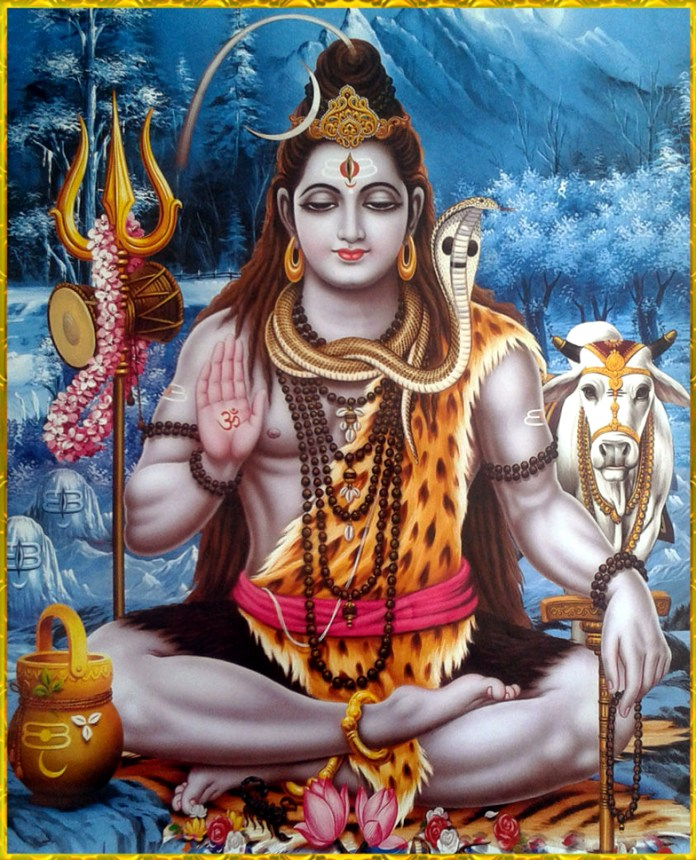 Lord Shiva, Father of all and the source of all knowledge,