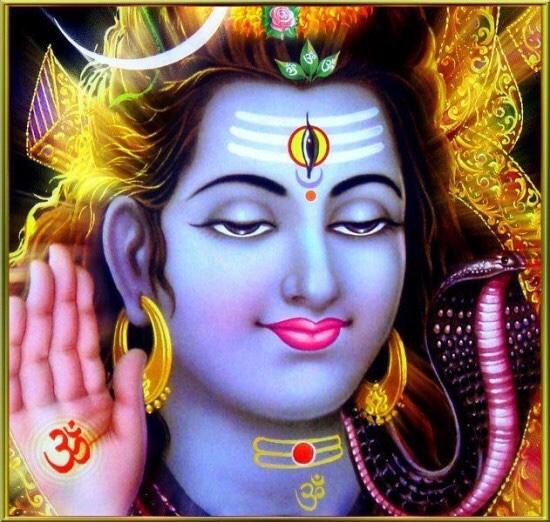 Shiva Peaceful