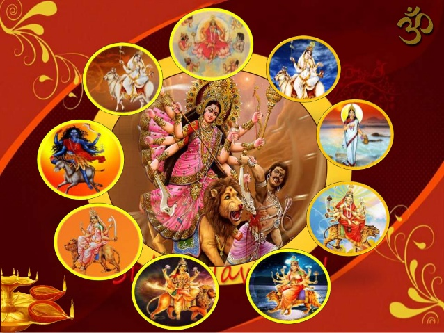 navratri-nine-forms-of-goddess-durga