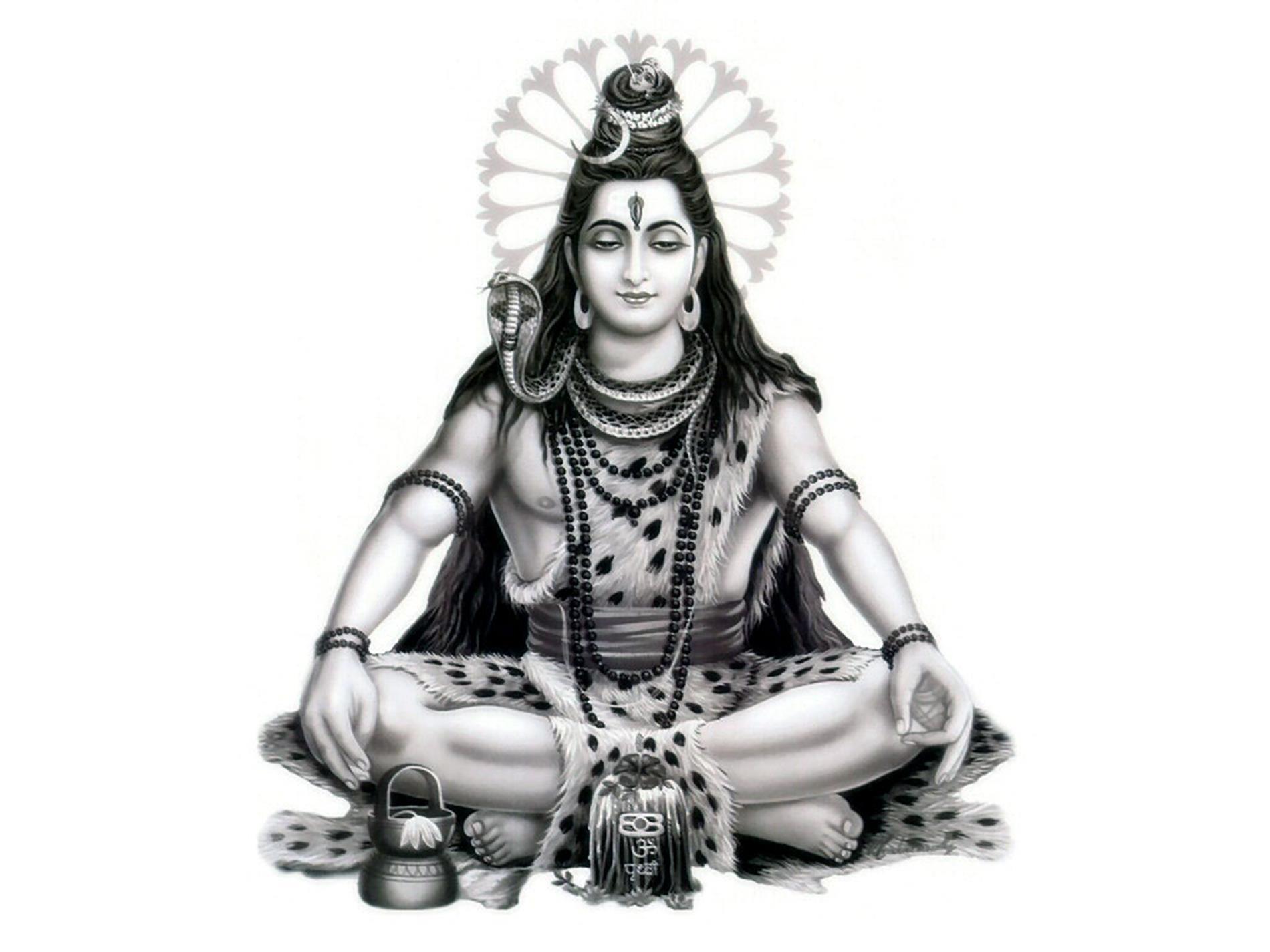 Lord Shiva Hd Wallpapers Wordzz