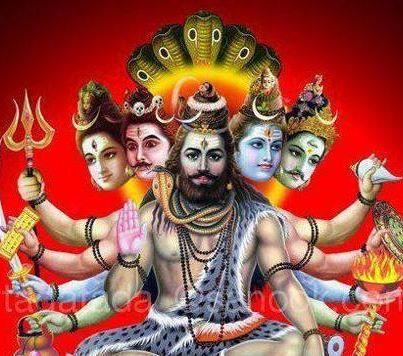 Panch Shiva