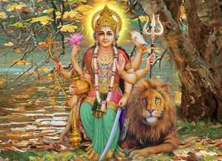 Shree Jagdamba Mata Aarti : श्री जगदम्बा माता कीआरती
