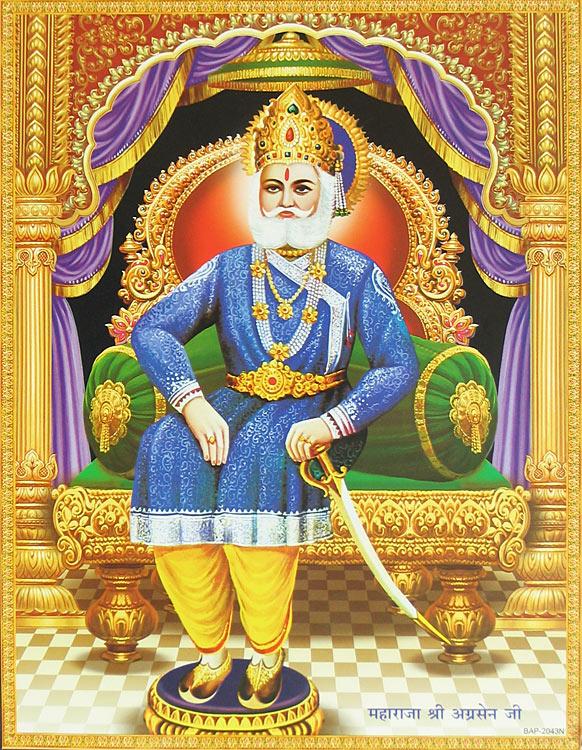 maharaj-agrasen