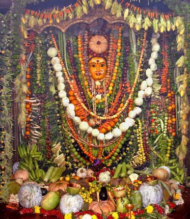 Shakambari Mata