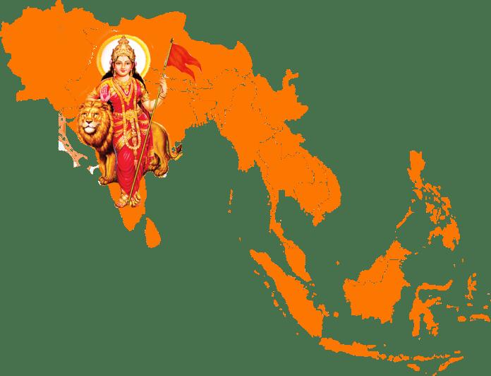 akhandbharat - Bharat Mata : The Mother India