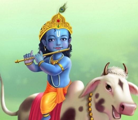 Beautiful Bal Krishna hd