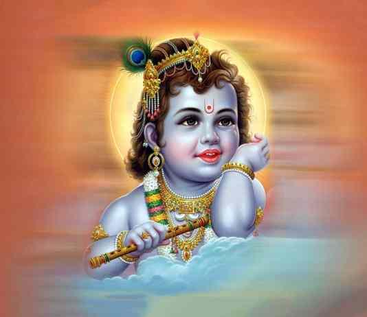 Lord Krishna Leelas: The Birth of Krishna