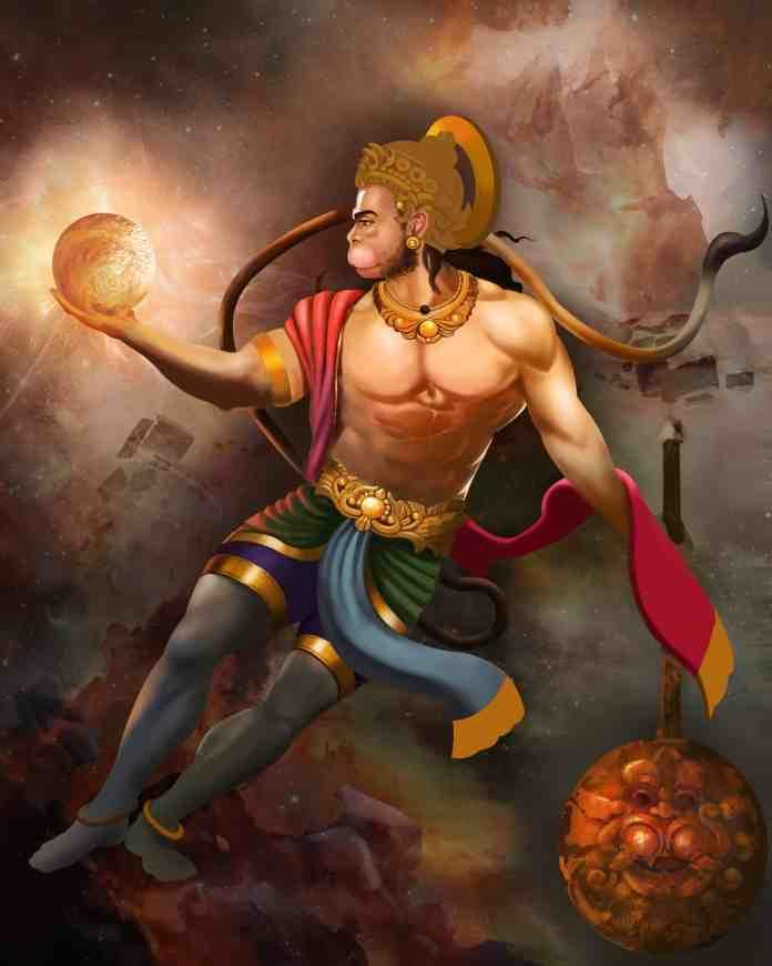 Hanuman The Indian god hd - Hanuman The Indian god