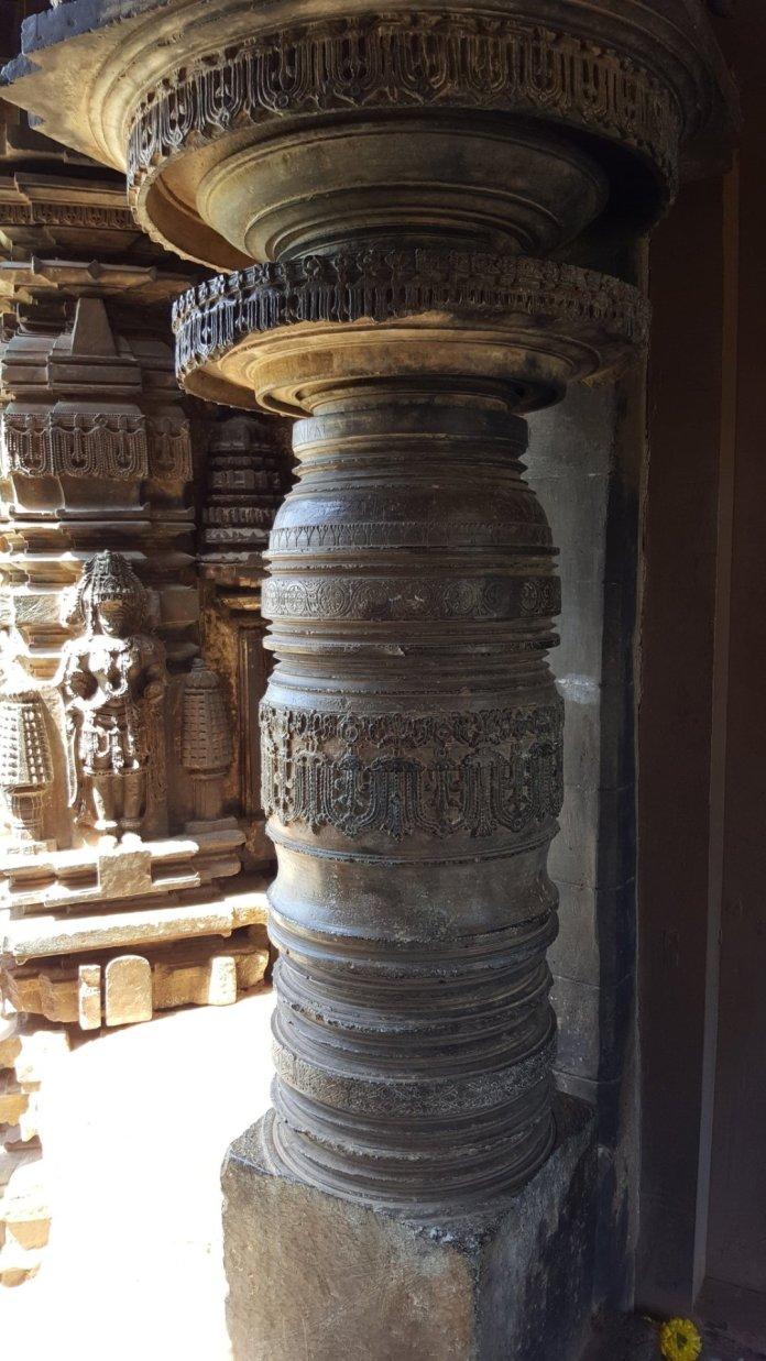 The Ishvara Temple in Arasikere 4 - The Ishvara Temple in Arasikere, Hassan, Karnataka