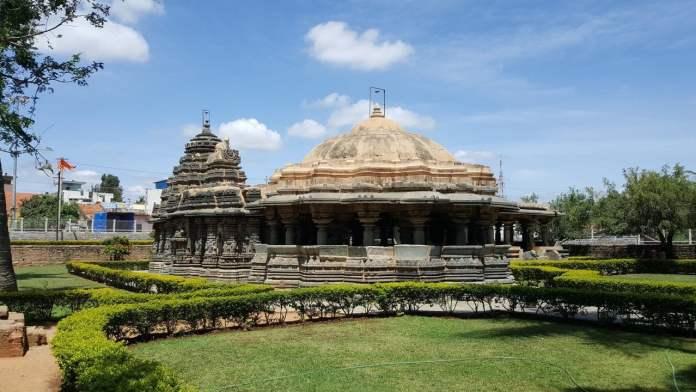 The Ishvara Temple in Arasikere hd - The Ishvara Temple in Arasikere, Hassan, Karnataka