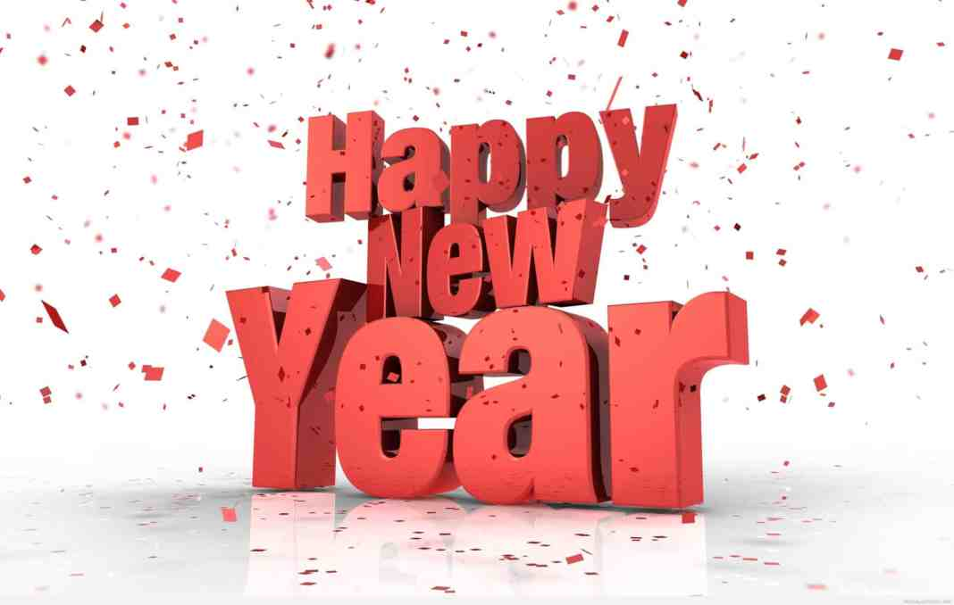 Happy New Year Wallpapers 3D HD