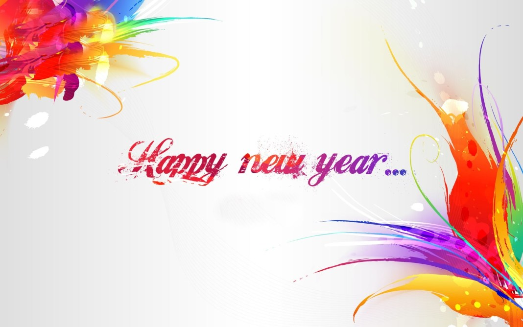 New Year Wallpaper