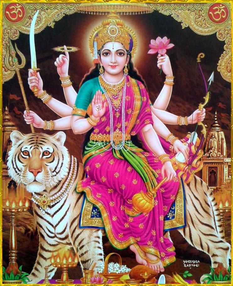 Durga Mata ki Jai