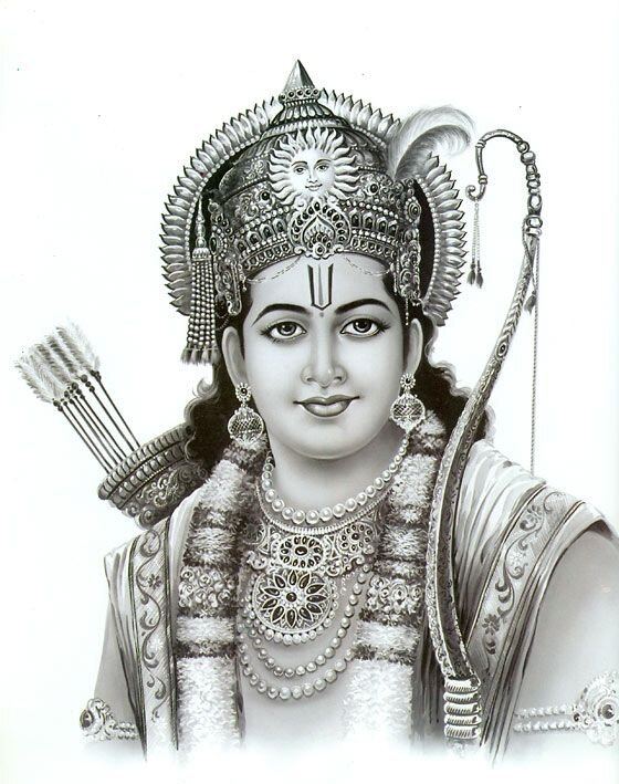 Lord Rama Mobile Wallpaper