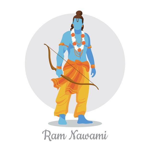 Ram Nawami Mobile Wallpaper