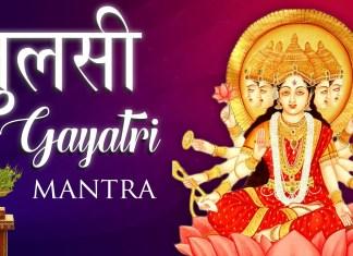 Tulsi Gayatri Mantra
