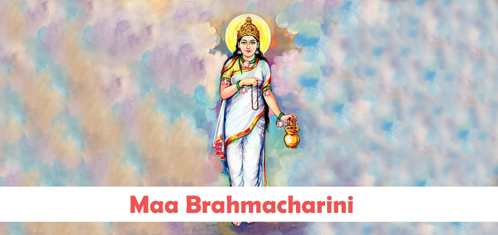 Maa Brahmacharini Second Form of Nava Durgas
