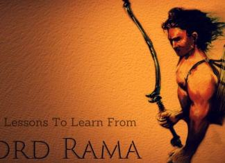 Life Lesson from Ram
