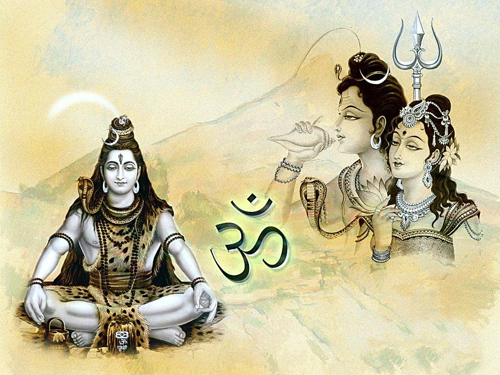 Shiva Parvati - The Divine Couple
