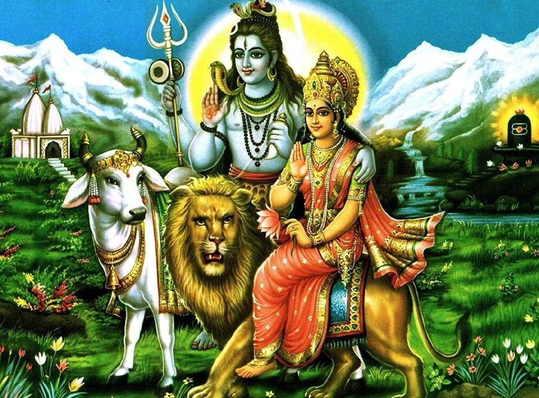Shiva Shakti Vahana