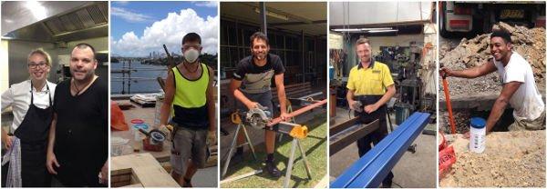 Suche jobs australien