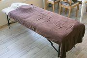 マッサージ用折りたたみベッド