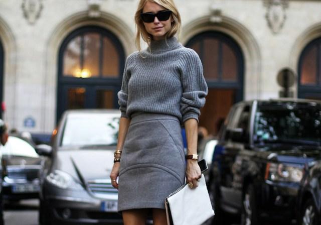 Outfit da Ufficio - Pullover