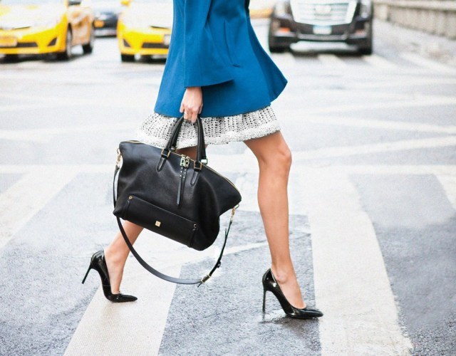 Outfit da Ufficio - Shopping Bag