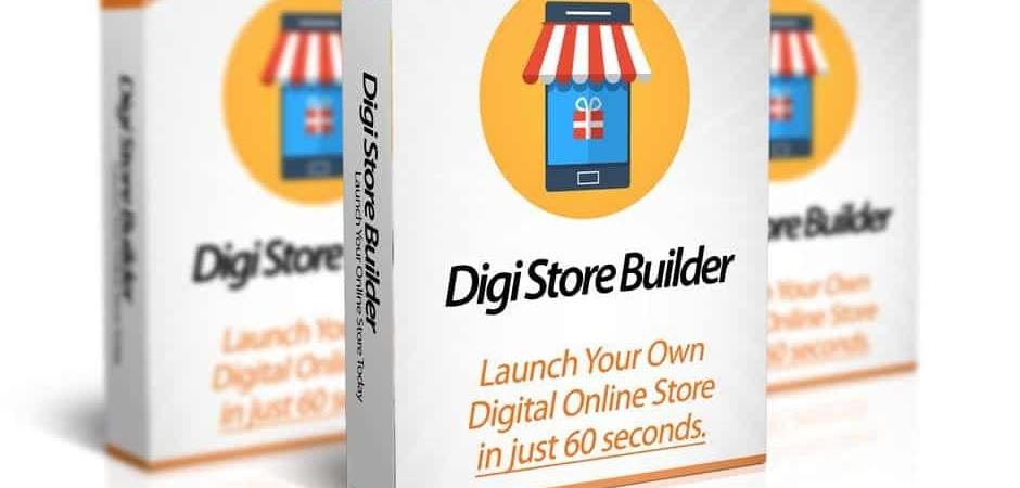 Digi Store Builder Lets You Launch Your Online Digital Store in 60 Seconds