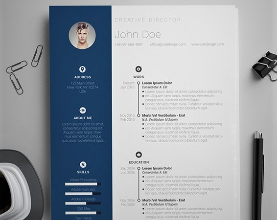 Free Resume Templates (Download Here)
