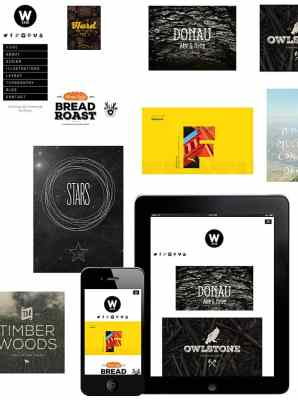 dessign wide grid responsive wordpress theme