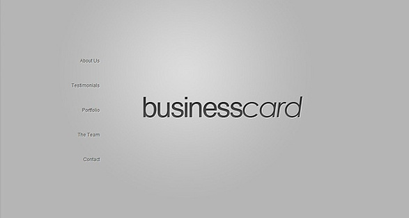 elegant themes businesscard wordpress theme
