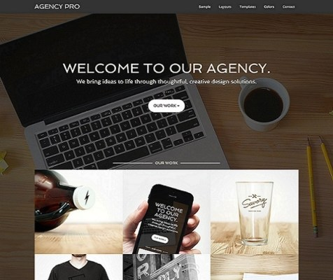 StudioPress Agency Pro WordPress Theme