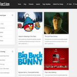 Collection WordPress Theme 1