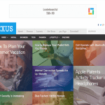 rexus wordpress theme