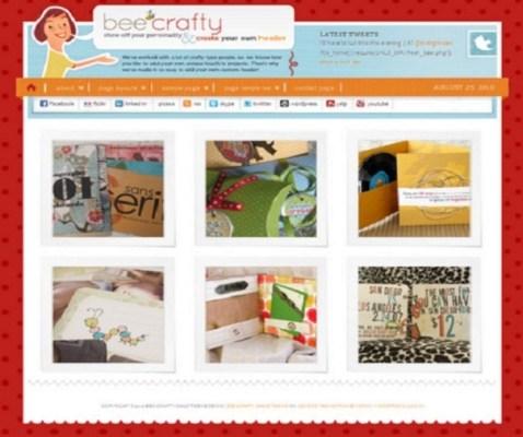 studiopress bee crafty wordpress theme