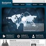 Exclusive Business WordPress Theme