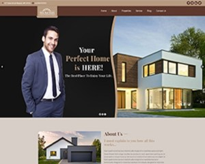 Premium Moto Theme Real Estate Agents