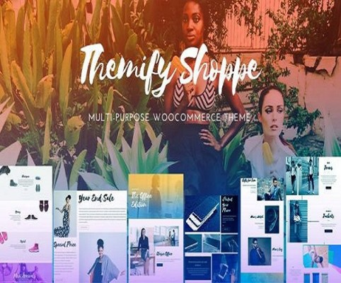 Themify Shoppe Premium WordPress Theme
