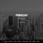 themify parallax wordpress theme