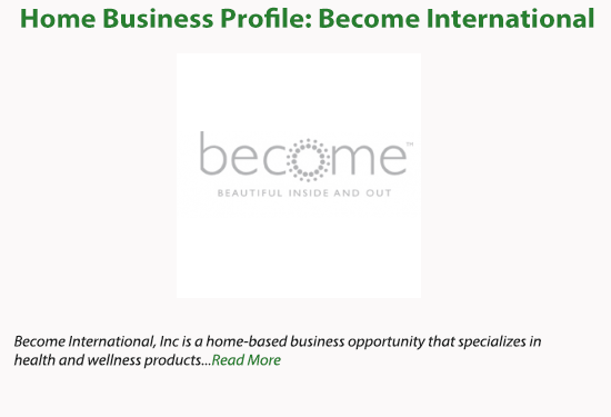 Become International, Inc.