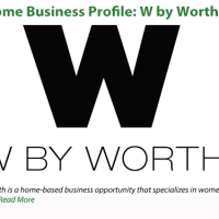 Home Business Profile: W by Worth