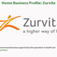 Home Business Profile: Zurvita