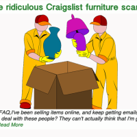 The ridiculous Craigslist furniture scam