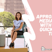 Approach the media right with these quick pitch tips