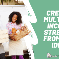 How to Create Multiple Income Streams from One Idea